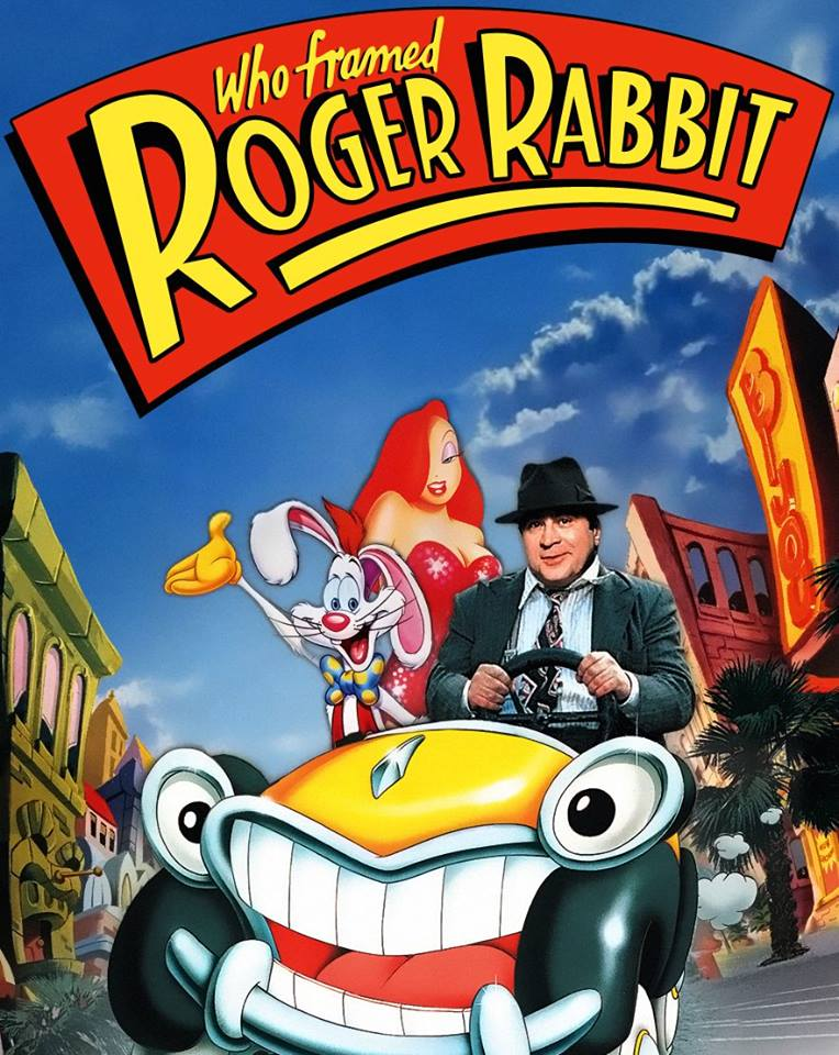 Throwback Films: Who Framed Roger Rabbit? - Hanford Fox Theatre